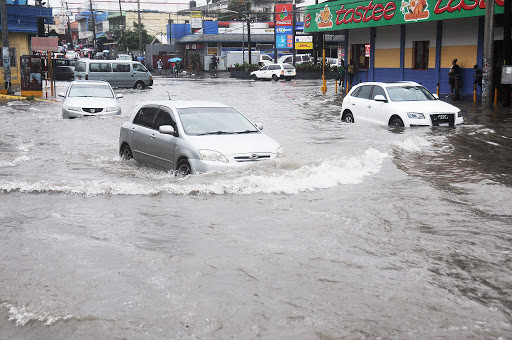 Flash flood watch in effect for all parishes