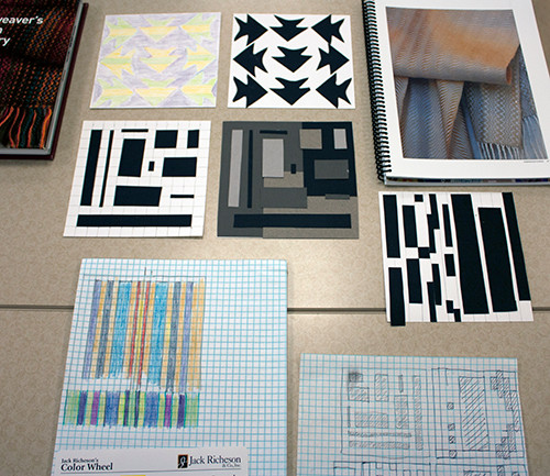 Designs on paper