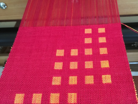 """How """"precious"""" are your hand woven textiles?"""