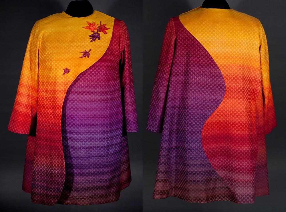 Tien's Autumn Splendor coat