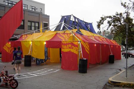 Lotus Festival Installation