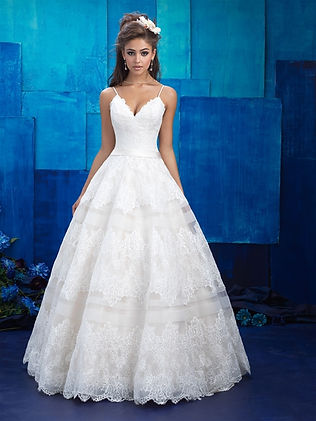 Designer wedding gowns gaithersburg md bridal designers allure bridals junglespirit Image collections