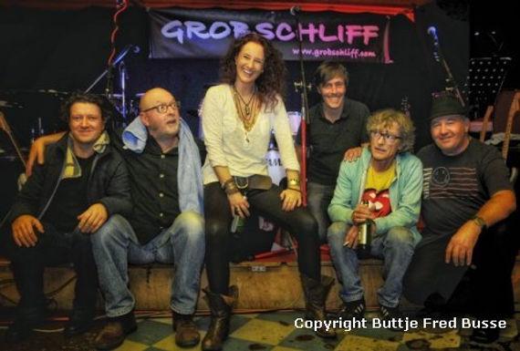 Livemusik-Konzert mit Grobschliff
