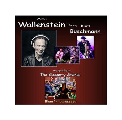 Livemusik-Konzert mit Abi Wallenstein feat. Kurt Buschmann