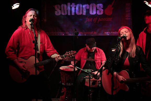 Livemusik-Konzert mit Soltoros