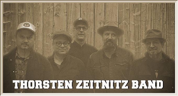 Livemusik-Konzert mit Thorsten Zeitnitz Band