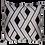 Thumbnail: Capa de almofada - Geométrica