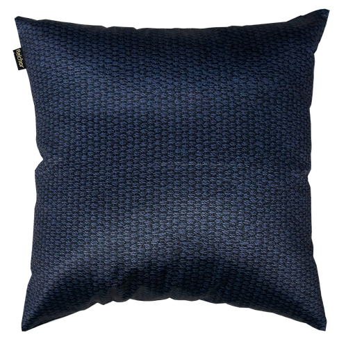 Capa de almofada - Trama Azul
