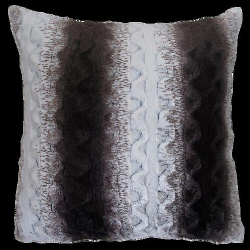 Capa de almofada - Pelúcia Branca