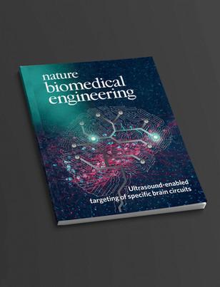 Cover art, Nature Biomedical Engineering