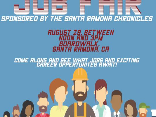 The Santa Ramona Jobs Fair