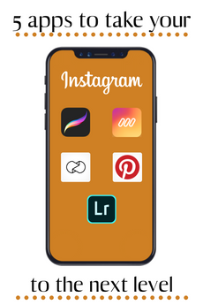 5 Apps to Take Your Instagram to the Next Level