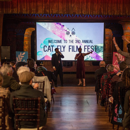 Founders of Cat Fly Film Festival Talk Indie Films, Bad Commercials & What It Means to be Female Led