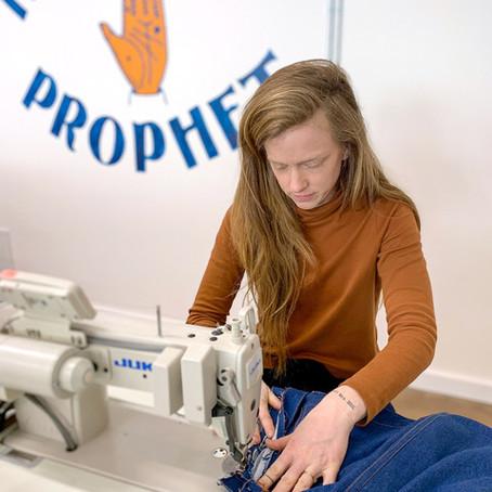 Marielle La Rue of Indigo Prophet talks Japanese Denim, Falling in Love, and Making Jeans Right