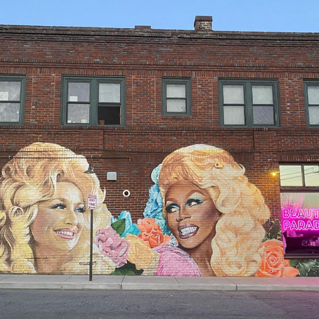 Mural in Asheville Causes A Stir