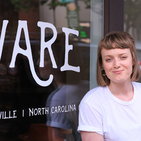 Ware's Gillie Roberts on Retail, Sustainability, and the Uselessness of Coconut Oil.