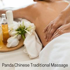 Panda Chinese Traditional Massage