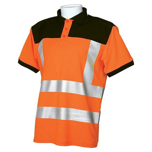 Scaffshirt Polo Orange