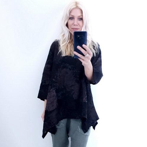 Helga May Linen Tunic