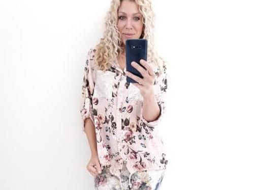 Helga May Sequin Pocket Shirt