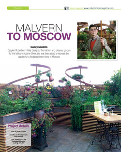 From Malvern to Moscow 1
