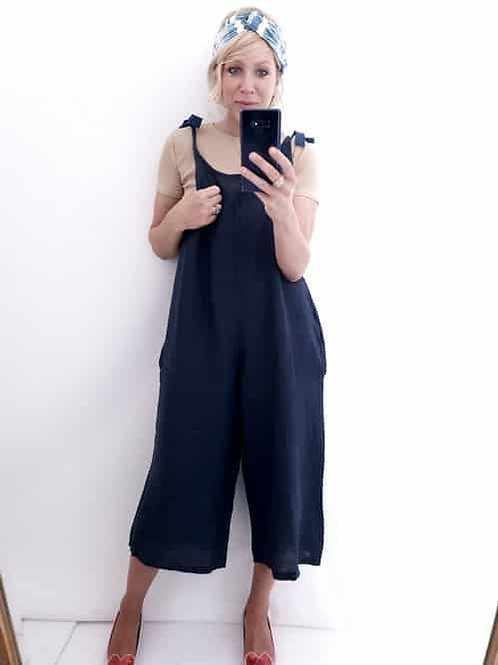 Helga May Jumpsuit - Navy
