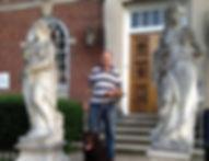 Joe Hanley at Hanley Antiques