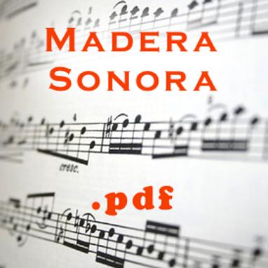 Madera Sonora - soleá por bulerías