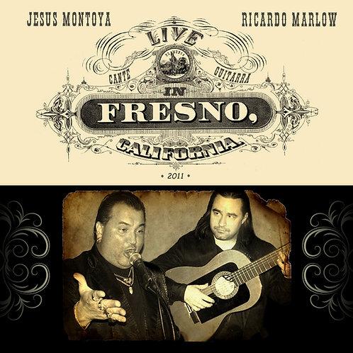 Live in Fresno - CD