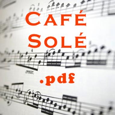 Café Solé - rumba