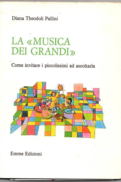 """La *MUSICA DEI GRANDI"""""""
