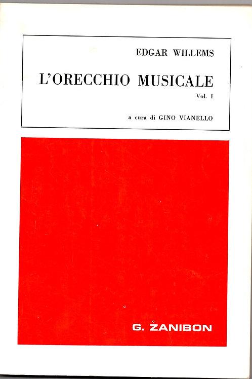 L'ORECCHIO MUSICALE