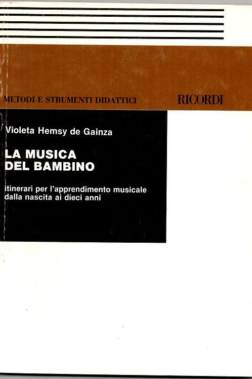 LA MUSICA DEL BAMBINO