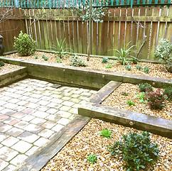 Townhouse Garden Design AFTER