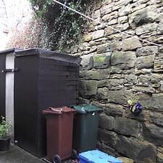 Small Backyard BEFORE