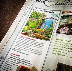 Viridi Garden Design featured in Modern Gardens Magasine