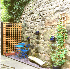 Small Backyard Garden Design AFTER