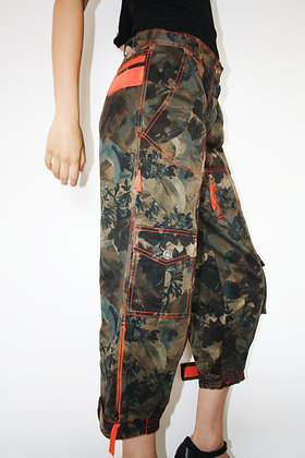 CHRISTIAN DIOR by John Galliano cargo trousers