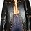 Thumbnail: VALENTINO black leather  jacket