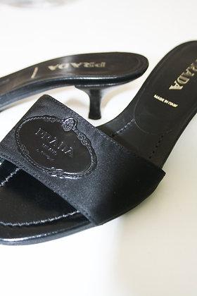 PRADA black mules