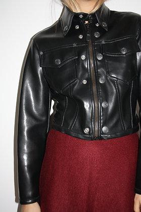 GAULTIER JEAN' S pvc jacket
