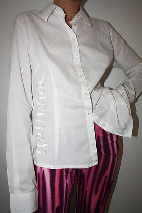 JOHN GALLIANO white shirt