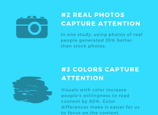 Five Reasons You Need Visual Content