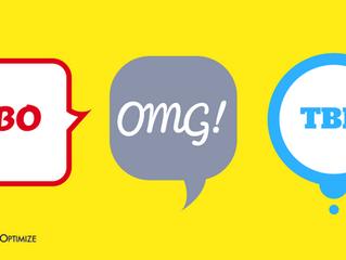 Social Media Acronyms Explained
