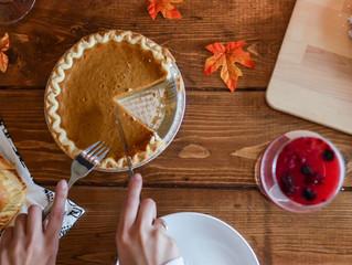Thanksgiving Hashtags