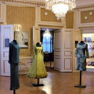 Kong Christian 10. og Dronning Alexandrines Spisestue på Amalienborgmuseet