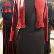 """""""Nippon"""" - Kjole og jakke"""