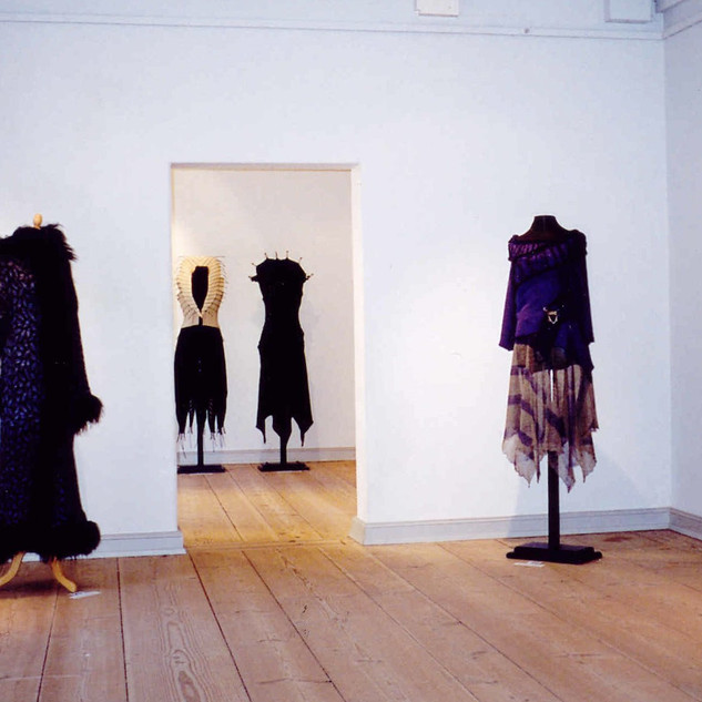 Udsnit fra udstillingen