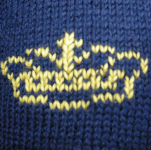 """""""Kongelig fritidssweater"""""""