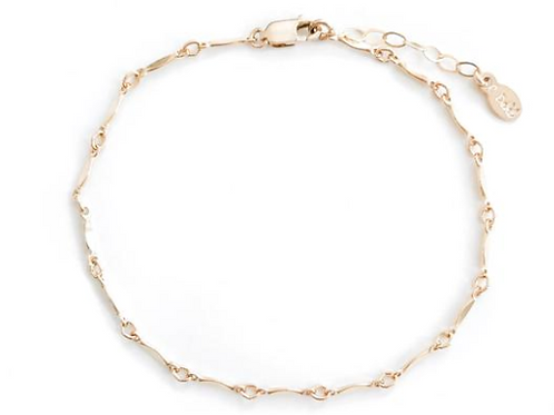 Gold Dainty Anklet